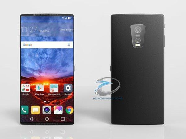 New Concept of LG G6 Hits the Web with Ultra Slim Design
