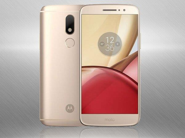 Offer on Motorola Moto M
