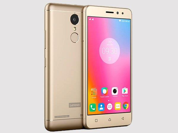 Lenovo K6 Power vs Xiaomi Redmi 3s
