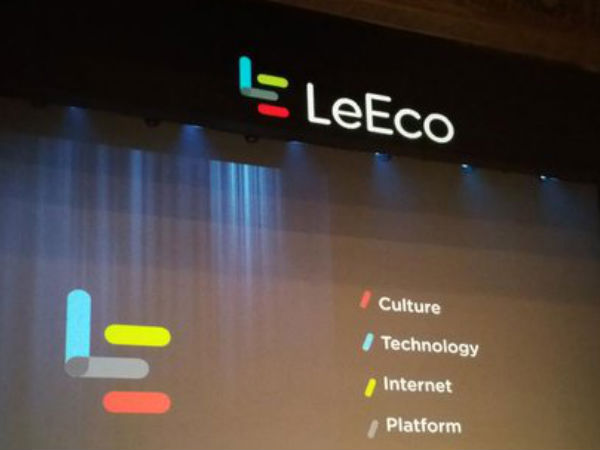 LeEco to Launch New Products in India Soon, Says Chairman YT Jia
