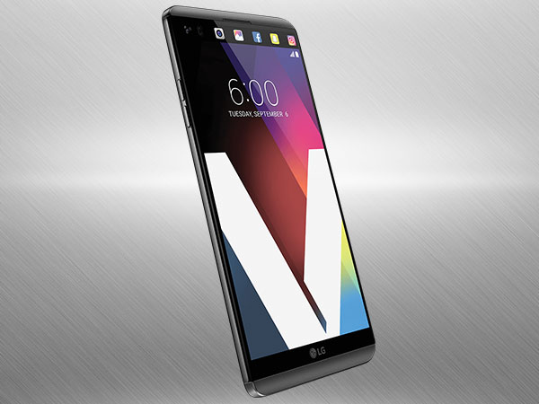 LG V20 to Be Launched by the End of November