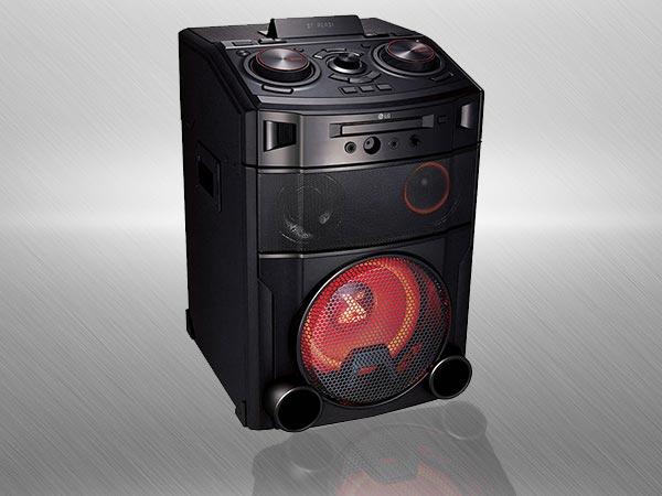 LG Portable X Boom Thunder Bluetooth Speaker Review