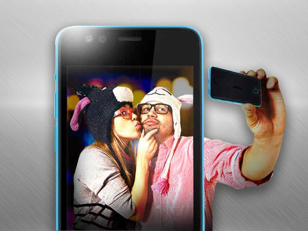 Top 5 Selfie Smartphones to buy in India under Rs. 20,000