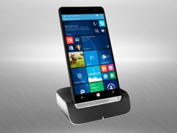 HP working with Microsoft to Launch a New Windows Phone in 2017