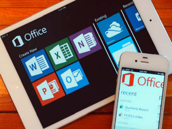 Microsoft Office for Android will be supported on Chrome OS