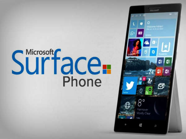 Microsoft Surface Phones to Be Manufactured by the Same Company That P