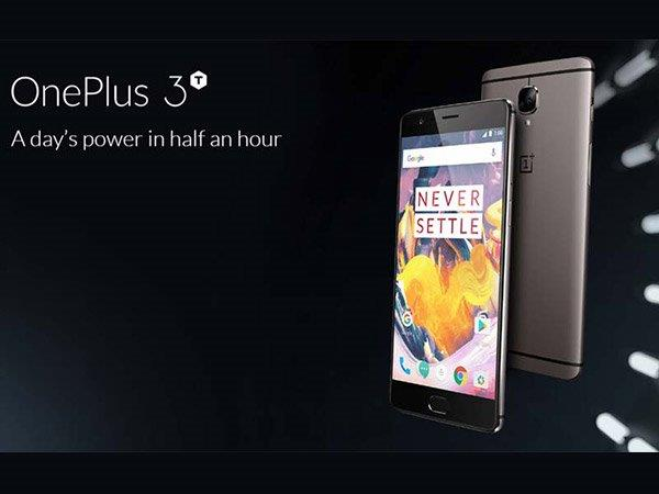 OnePlus 3T is Official: Here are 10 Highlighted Features of the Phone