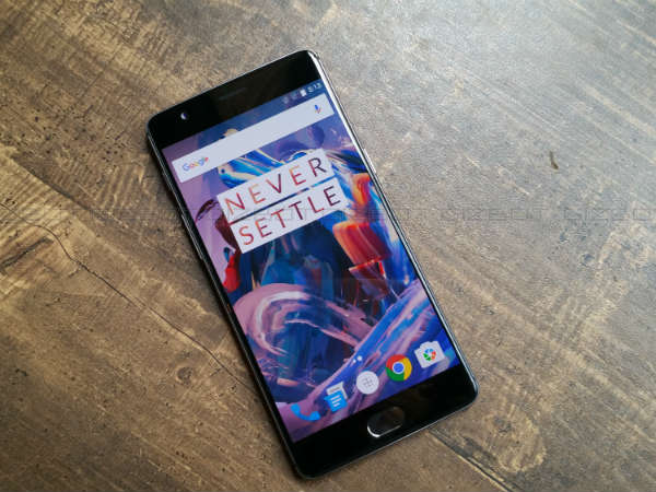 OnePlus 3 Receives OxygenOS 3.2.8 Update