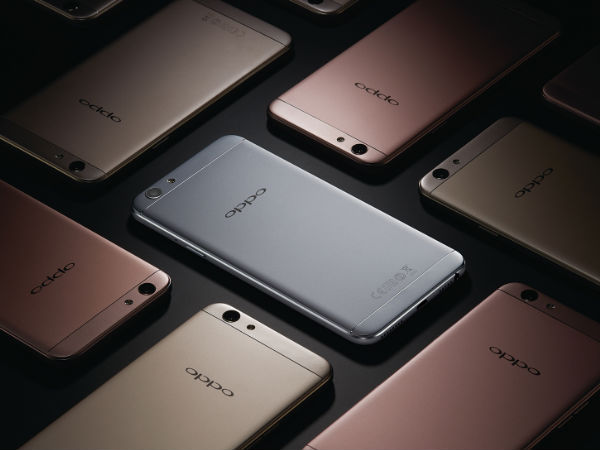 OPPO F1s with 4GB RAM, 64GB Storage Now Available in Grey Version