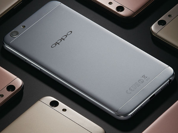 The Upgraded OPPO F1s steps up the Way you take selfies