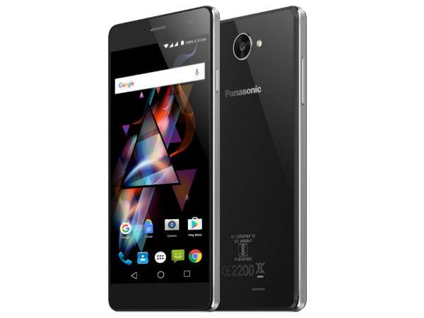 Panasonic launches new P series smartphone
