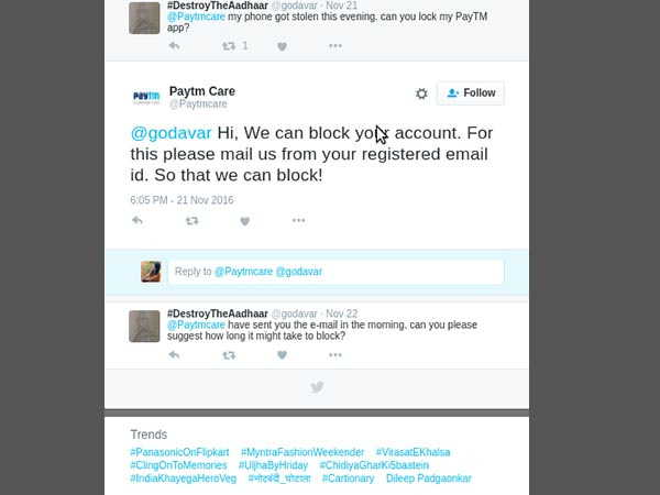 Beware! Being Too Dependent on Paytm Can Prove To Be Risky For You