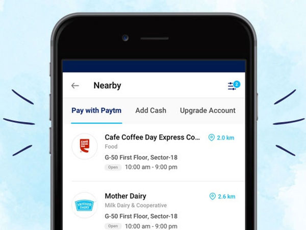Paytm Rolls Out 'Nearby' Feature: Everything You Need to Know