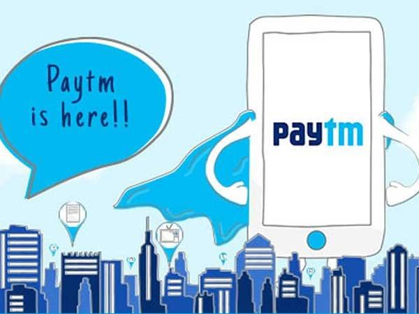 Transfer Cash To Your Bank Account at 0% Interest Via Paytm