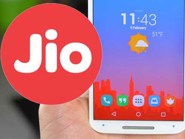 Reliance Jio Smartphones with Qualcomm Chipsets Coming in April 2017