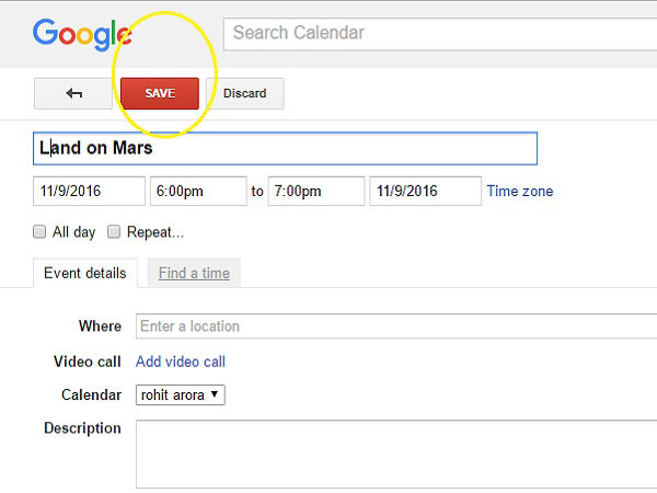 5 Easy Steps to Add Events in Google Calendar