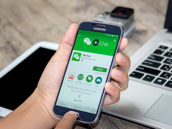 WeChat may help users feel better