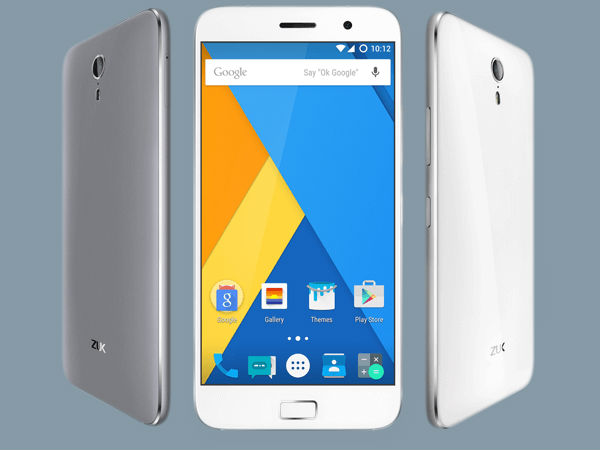 Lenovo Zuk Z1 (Best Price: Rs. 13,499)