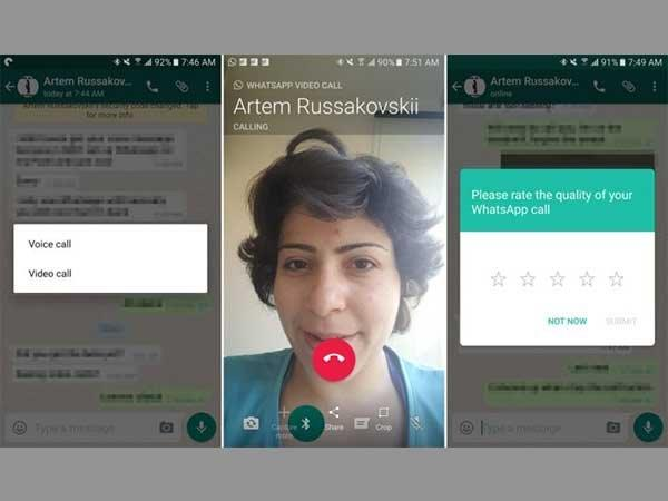 Fix WhatsApp Couldn't Place Call Video Calling
