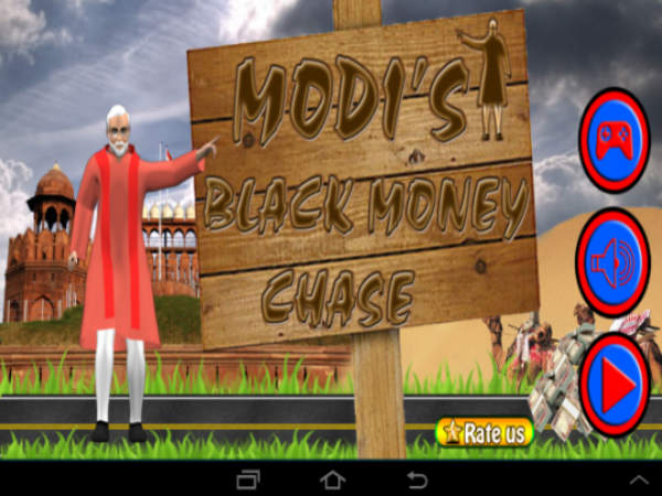 10 Narendra Modi Gaming Apps for Android Phones