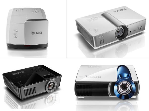 BenQ tops Indian projector market