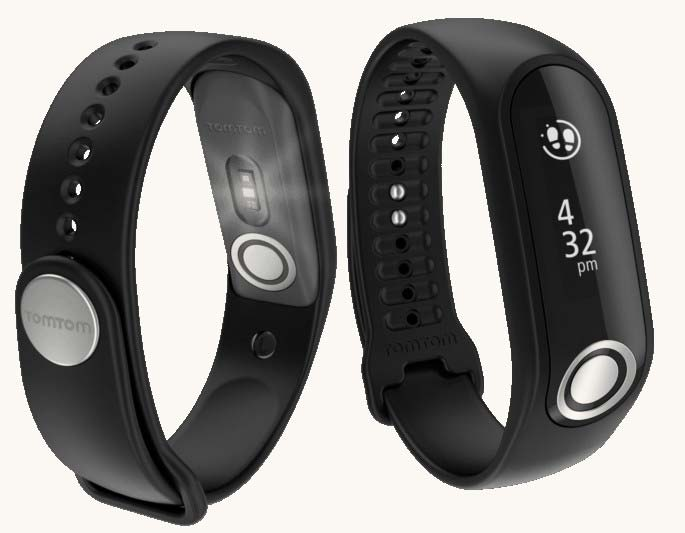 TomTom Touch fitness tracker
