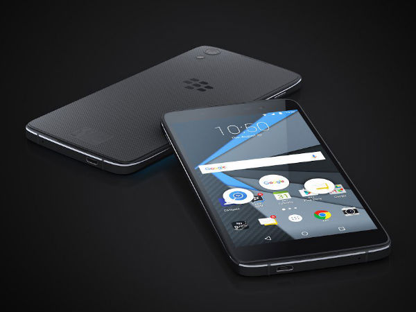 BlackBerry and Optiemus Team Up to Distribute DTEK50 and DTEK60 Launch