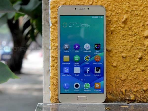 Gionee S6 Pro Review: Strictly for Selfie Lovers!