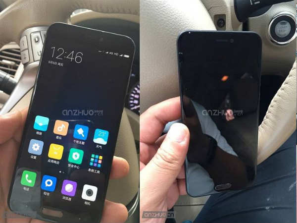 Xiaomi Mi 5c Leaked in Fresh Images: Likely to Be Launched on Dec 6