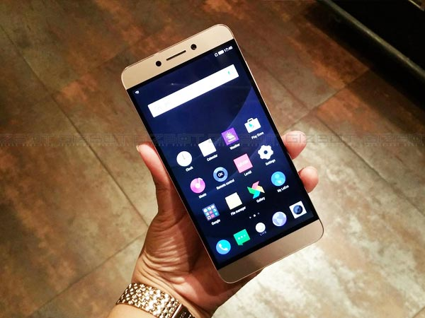 LeEco Bags Rs 350 Crore Revenue During October Festive Sales in India