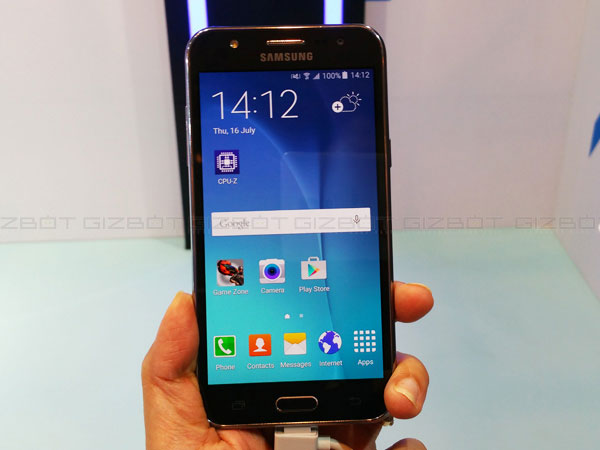 Samsung Galaxy J5 Exploded in France!