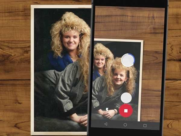 Google PhotoScan App Lets You Digitize Your Old Memories Using Your Sm