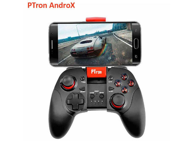 LatestOne.com Launches PTron Andro, AndroX Bluetooth Game Pads