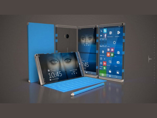 Microsoft Surface Phone Lifestyle Images Posted Online