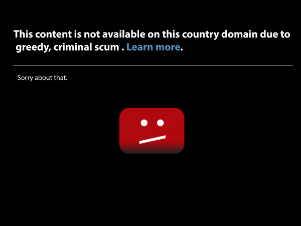 "Fixes to ""This Video is Not Available in Your Country"