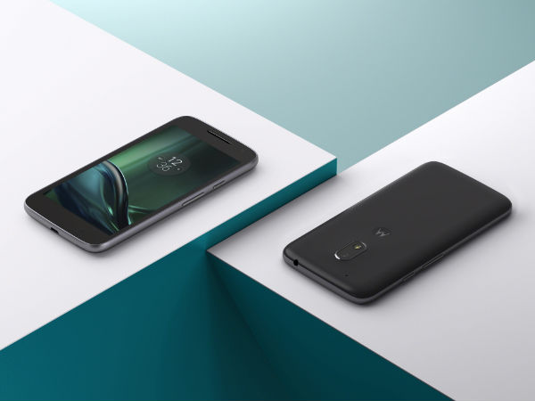 Rs. 1,000 cashback on Moto G4 Play