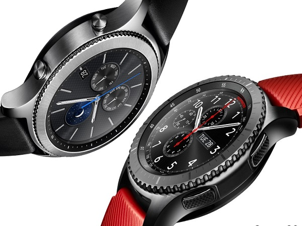Two Models- Gear S3 Frontier and Gear S3 Classic