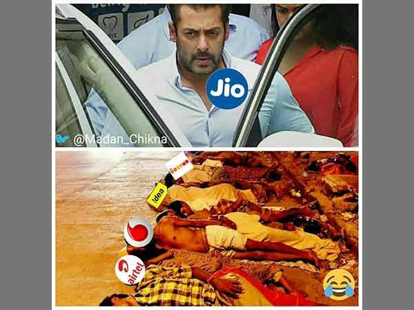 Reliance Jio SIM: 10 Hilarious Memes Making Rounds On the ...