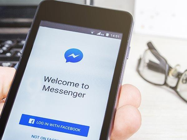 Check Facebook Messenger