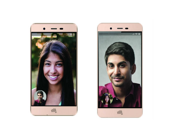 5MP Rear and 2MP Front-facing Camera