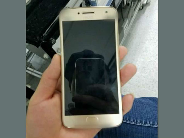 Purported Images of Moto X (2017) Leak Online Showing Off a Metal Body