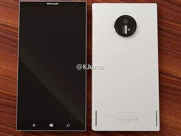Renders of the Upcoming Microsoft Surface Phone Leak Online