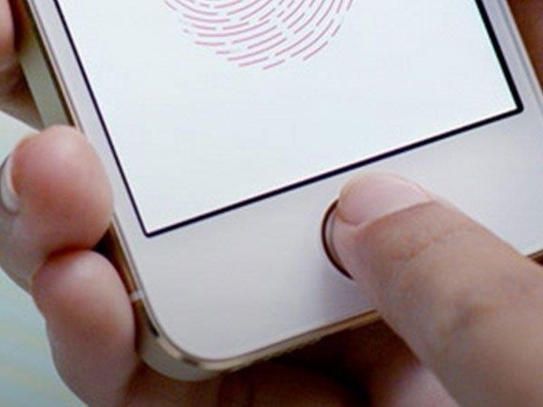 Enabling Passcode and/or Touch ID