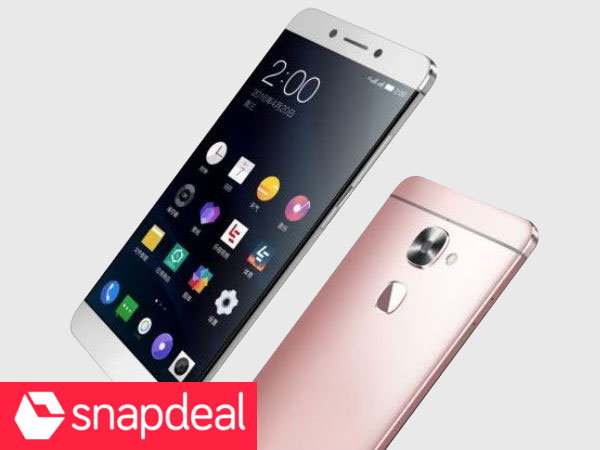 You Can Now Purchase LeEco Le 2 on Snapdeal
