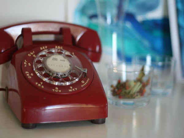 Traditional Landline Phones
