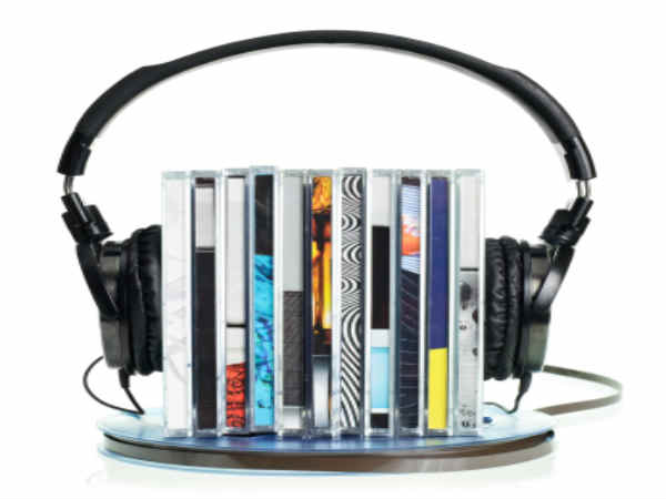 Music CDs, DVDs