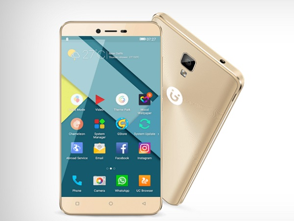 Gionee P7 with VoLTE launched at Rs. 9,999