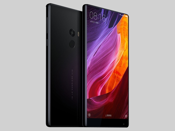 Xiaomi Mi Mix with Bezel-less Display
