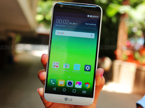 LG G6 Won't Feature the Modular Design, Confirms LG Executive
