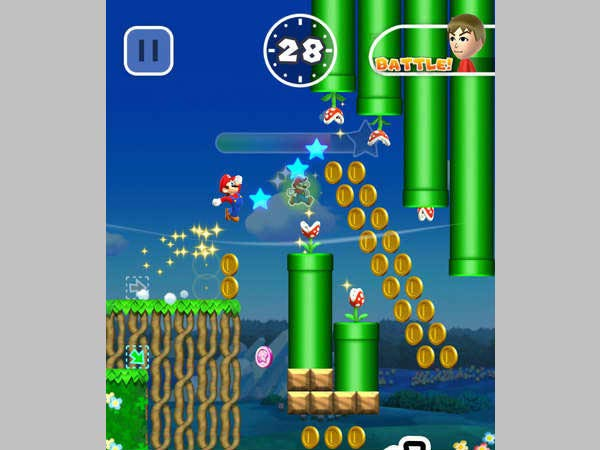 Super Mario Run is Now Available on App Store